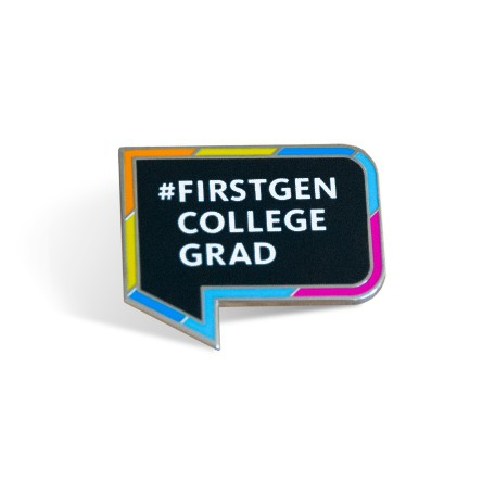 #FIRSTGEN COLLEGE GRAD Lapel Pin