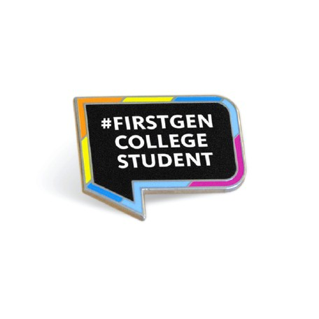 #FIRSTGEN COLLEGE STUDENT Lapel Pin