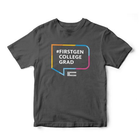 #FirstGen College Grad T-Shirt